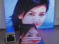 Гибкий светодиодный экран